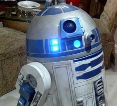 Stolen R2-D2! Help owner find the droid he's looking for via @CNET