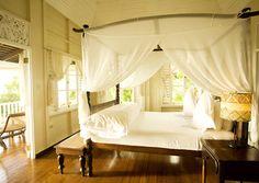 Strawberry Hill luxury resort in Jamaica