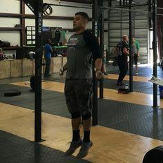 Kilos and Kountry CrossFit open prep