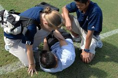 FIU Athletic Training - On the Field