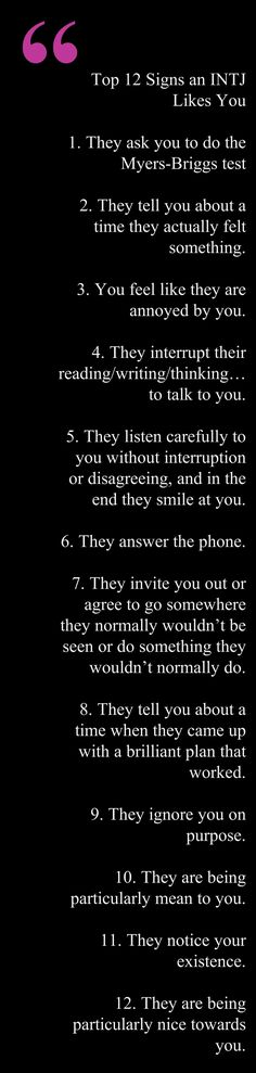 all true to some extent; esp 2, 5 & 6 :-)