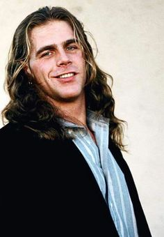 Love you Shawn Michaels Wcw, Wwe, Professional Wrestling, The Heartbreak Kid, Wrestlemania, Wwe Shawn Michaels, Perfect Smile, Michael, Crazy People