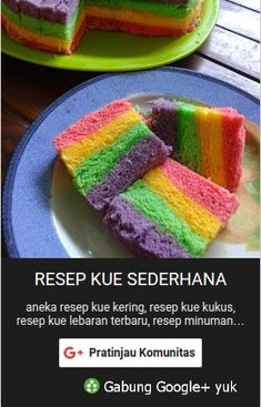 Google+ Community Resep Kue Sederhana Diah Didi Kitchen, Food And Drink, Pizza, Cooking Recipes, Breakfast, Morning Coffee, Chef Recipes, Recipies