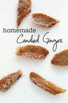 Homemade Candied Gin
