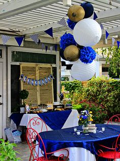 Photo 10 of 17 GraduationEnd of School Graduation Dessert Party Catch My Party Graduation Party Desserts, Outdoor Graduation Parties, Grad Party Decorations, Graduation Party Planning, College Graduation Parties, Graduation Celebration, School Parties, Grad Parties, Graduation Ideas
