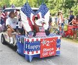 As the annual kickoff to the July 4th celebration in Peachtree City, the parade is a production like none other in the area. There were plenty of sights, and even ...