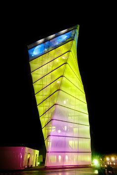 BBI Info Tower, Airport Berlin | See More Pictures | #SeeMorePictures