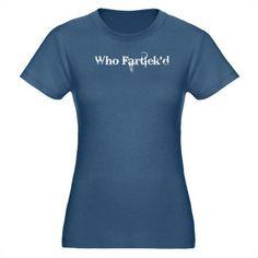 Who fartlek'ed tshirt