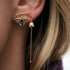 Elver Earring - Wendes #earrings