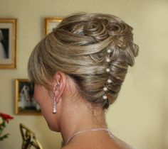 french twist with curls | French-Twist-with-curls