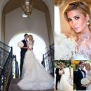 Ivanka Trump Elegant Lace Wedding Dresses with Sheer High Neck  http://deal.alaaexpress.com/product/ivanka-trump-elegant-lace-wedding-dresses-with-sheer-high-neck/