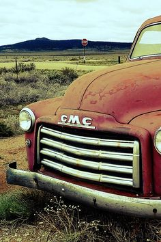 I owned a '54 GMC pick up - wish I'd never sold it.