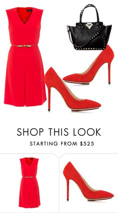 """""""Untitled #52"""" by emina136 ❤ liked on Polyvore featuring MaxMara and Charlotte Olympia"""