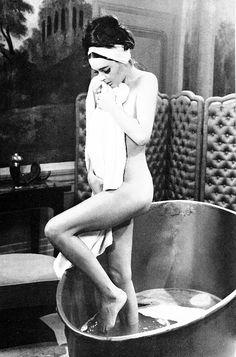 Barbara Steele, 1966