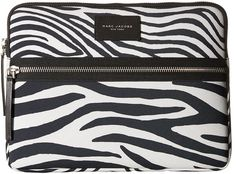 Designer Clothes, Shoes & Bags for Women Current Fashion Trends, Computer Bags, Complete Outfits, Zebra Print, Tech Accessories, Off White, Marc Jacobs, Biker, Laptop Case