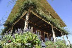 Ranch office of the Tesoro Viejo development.  JOHN WALKER — THE FRESNO BEE