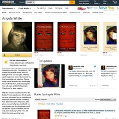 My author page