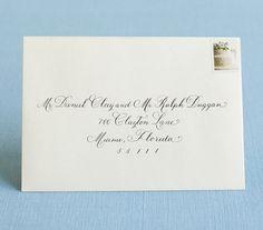 How to Address Wedding Invitations | Wedding, Weddings and Wedding ...
