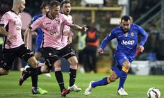 Juve vinder mod Palermo