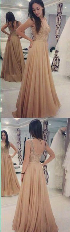 A-Line Prom Dresses,Chiffon Prom Dresses,Long Prom Dress,Evening Dress,Prom Dresses