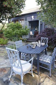 Garden Furniture New Orleans garden refresh: boho glam garden reveal