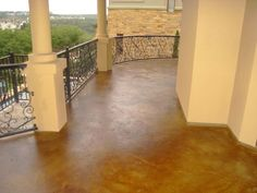 1000 Images About Staining Concrete On Pinterest Acid
