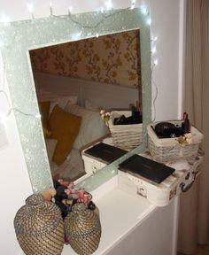 make up organizer basket