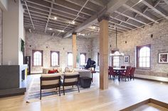 Loft in manhattan