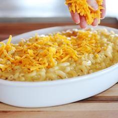 Macaroni And Cheese (via foodily.com)