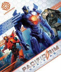 Primer vistazo a los Jaegers de Pacific Rim: Uprising | Atomix