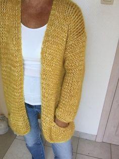 Knit Cardigan, Knit Crochet, Sweaters, Cardigans, Baby Steps, Knitting, Leg Warmers, Knits, Crocheting