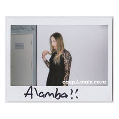 Interview HAIM [and 'Days Are Gone time with ALANA, DANIELLE ESTE. ❤ liked on Polyvore featuring polaroid, fillers, photos, people and haim