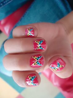 1000 images about u as on pinterest panda nail art - Modelos de unas pintadas ...