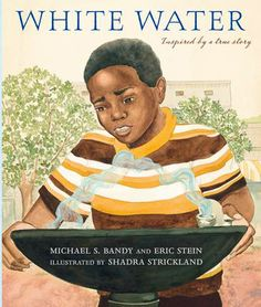 "White Water is the story of a 7 year-old black kid in segregated 1963 Opelika, Alabama who becomes obsessed with the desire to taste the water from the white's only drinking fountain and sets out on a quest to do the unthinkable:  drink from it.     ""White Water is a wonderful way to give children an American history lesson...""  --Bill Cosby"