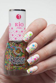 Dance Legend Rio 1 #DanceLegend #fashion #chinaglaze #OPI #nailsinc #dior #orly #Essie #Nubar @opulentnails over 13,000 pins