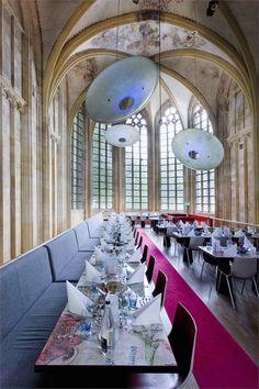 © Photo: Etienne van Sloun - Kruisherenrestaurant