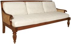 Lord Canning Sofa can be found at www.BritishColonialImports.com