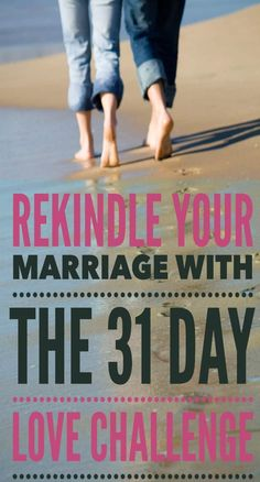 Need to rekindle things in your marriage? This couples challenge is the perfect way to do that! This marriage challenge helps rekindle that spark. Marriage Challenge, Relationship Challenge, Marriage Goals, Strong Marriage, Saving A Marriage, Marriage Relationship, Happy Marriage, Relationships Love, Marriage Advice