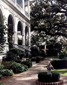 2 Meeting Street Inn - Very popular Bed and Breakfast Inn in Charleston, S.C. by Allen Rogers