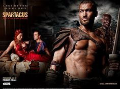 spartacus blood and sand - Google Search