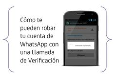 Un informático en el lado del mal: Robar cuentas de WhatsApp con Llamada de Verificación | De aquì, de allà y de otras partes... | Scoop.it