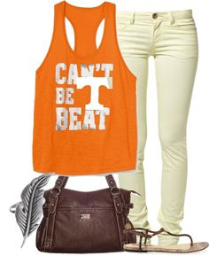 """Go Vols"" by gowickless on Polyvore"