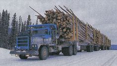 PACIFIC P12 Domtar Logging in Canada