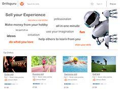 "Check out new work on my @Behance portfolio: ""Drills Guru Landing Page."" http://be.net/gallery/55408977/Drills-Guru-Landing-Page"