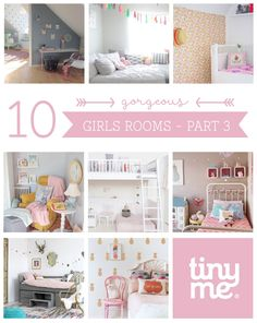 Fresh Designing Nice Girls Room for Your Daughter