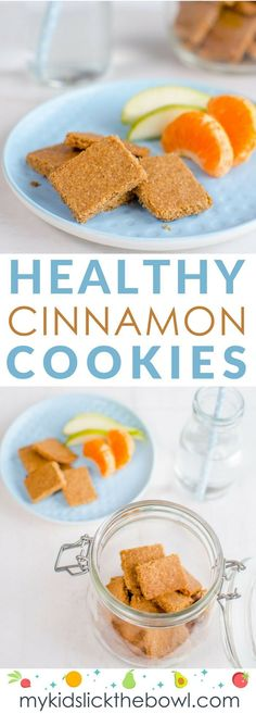 Healthy Cinnamon Cookies A Low sugar recipe , wheat free, kid friendly, crispy and spiced similar to speculaas perfect for afternoon tea