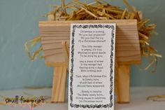 Straw For The Manager- a Christmas tradition with story and activity Christmas Nativity, Christmas Games, Christmas Activities, A Christmas Story, Christmas 2017, Christmas Traditions, Catholic Traditions, Christmas Crafts, Christmas Decorations