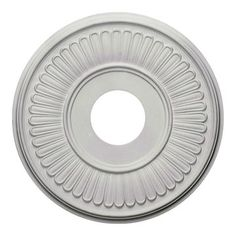 Restorers Architectural Berkshire Urethane Ceiling Medallion   Van Dyke's Restorers®