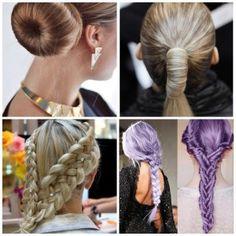 Penteados Originais - Perfeita Bobby Pins, Hair Accessories, Beauty, Fashion, The Originals, Pith Perfect, Up Dos, Whoville Hair, Fashion Styles