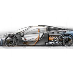 Gordon Murray Automotive Unveils T.50 Supercar